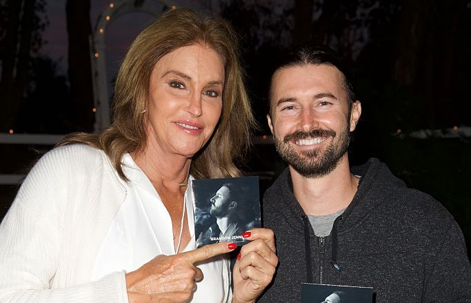 Caitlyn Jenner's son Brandon explains why her transition put a heartbreaking strain on their relationship