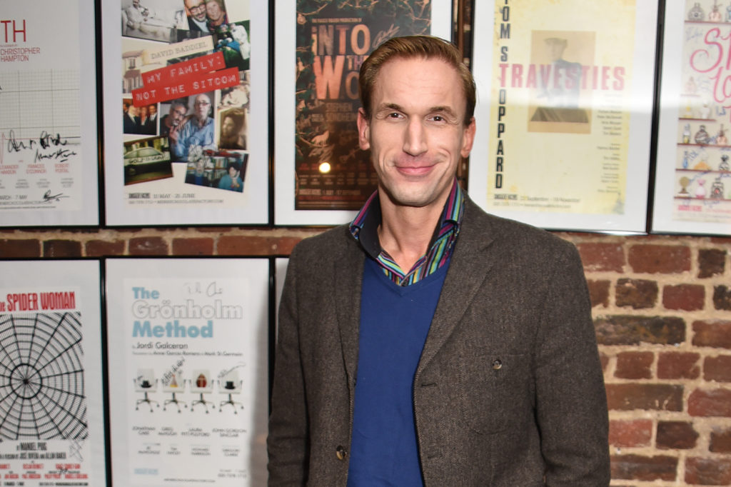 "Christian Jessen minimised the ""panic"" surrounding the coronavirus pandemic. (David M. Benett/Dave Benett/Getty Images)"