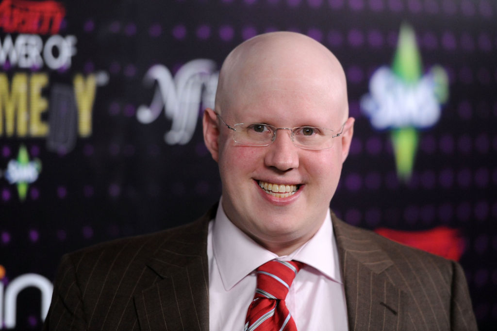 Matt Lucas Great British Bake Off