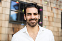 Dancing with the Stars champion Nyle DiMarco. (Emma McIntyre/Getty Images)