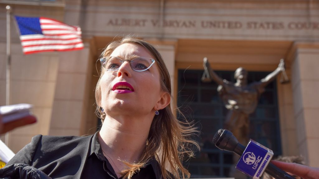 Chelsea Manning was fined for refusing to testify before a grand jury