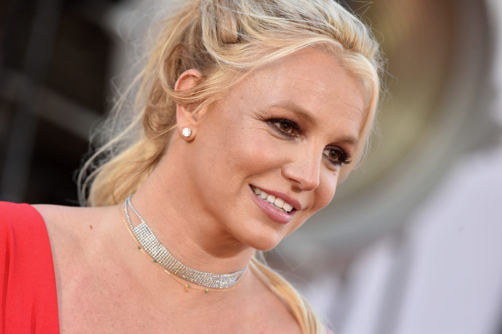 """Britney Spears, suffering a strained personal life, has allegedly commented that she wants to """"quit"""" music. (Axelle/Bauer-Griffin/FilmMagic)"""