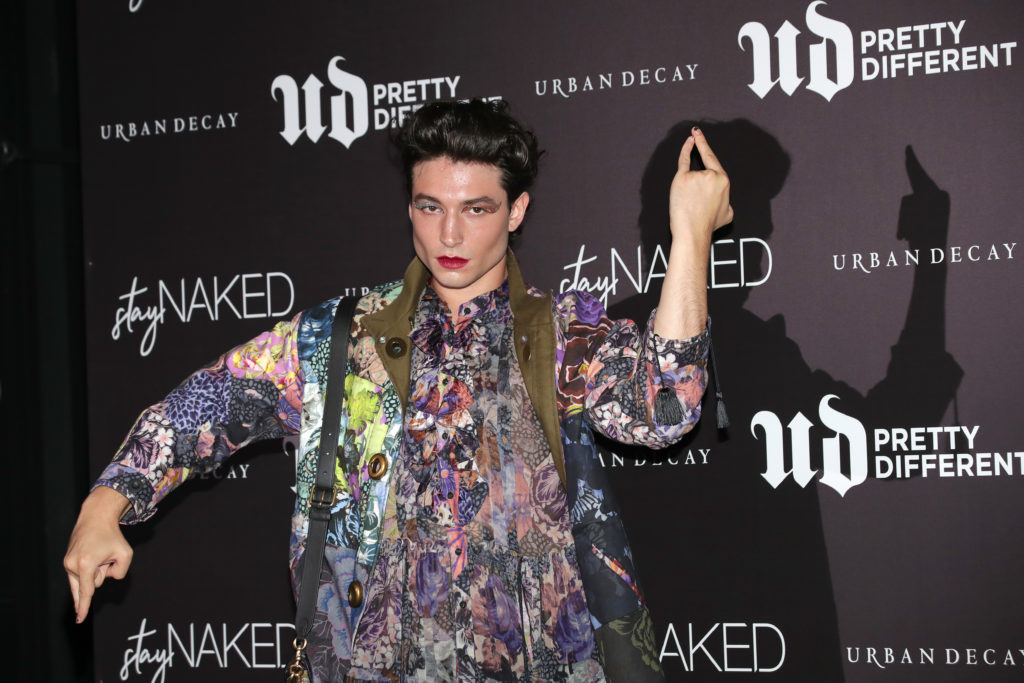 Ezra Miller to straight people: 'We're better at sex than y'all'