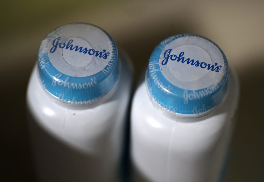 Johnson & Johnson researches said it is screening anti-viral drugs including darunavir to determine the in vitro effect against the virus. (Justin Sullivan/Getty Images)