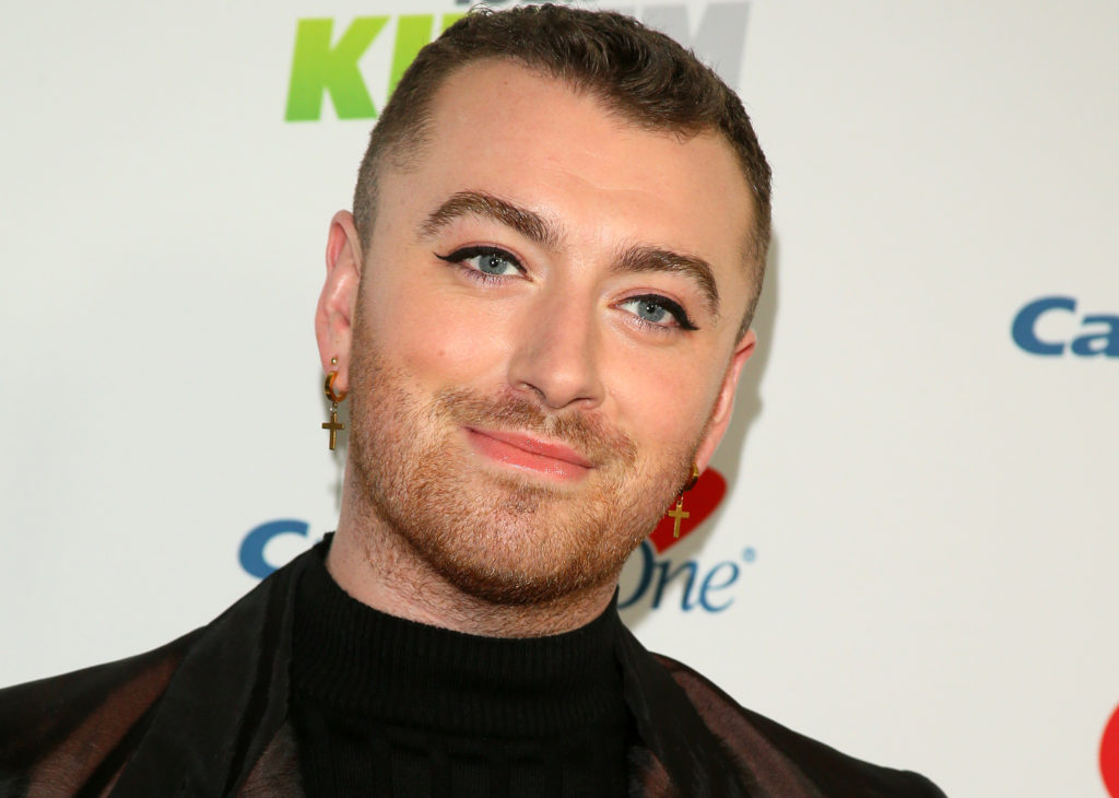 Sam Smith trevor project