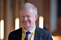 SNP MSP John Mason. Ken Jack/Getty Images)