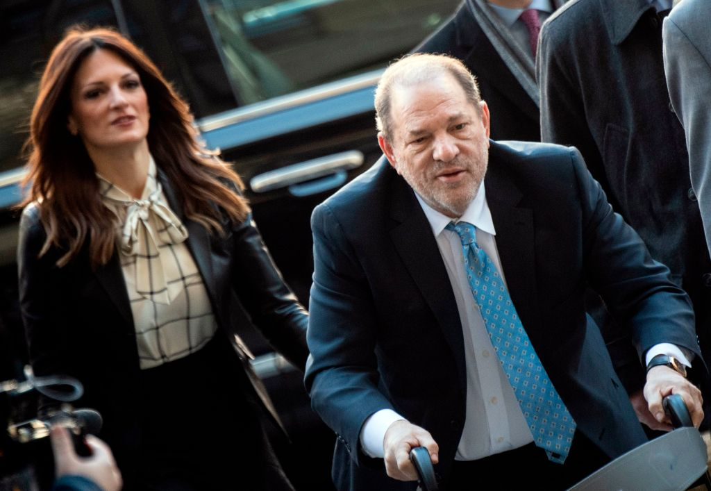 Harvey Weinstein sentenced 23 years Tim Cook