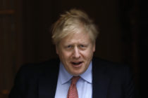 Boris Johnson has coronavirus and everyone is making the same point