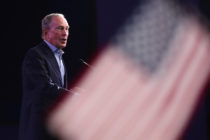 Former New York City mayor Michael Bloomberg has dropped out of the Democratic presidential nominations, endorsing Joe Biden. (Joe Raedle/Getty Images)