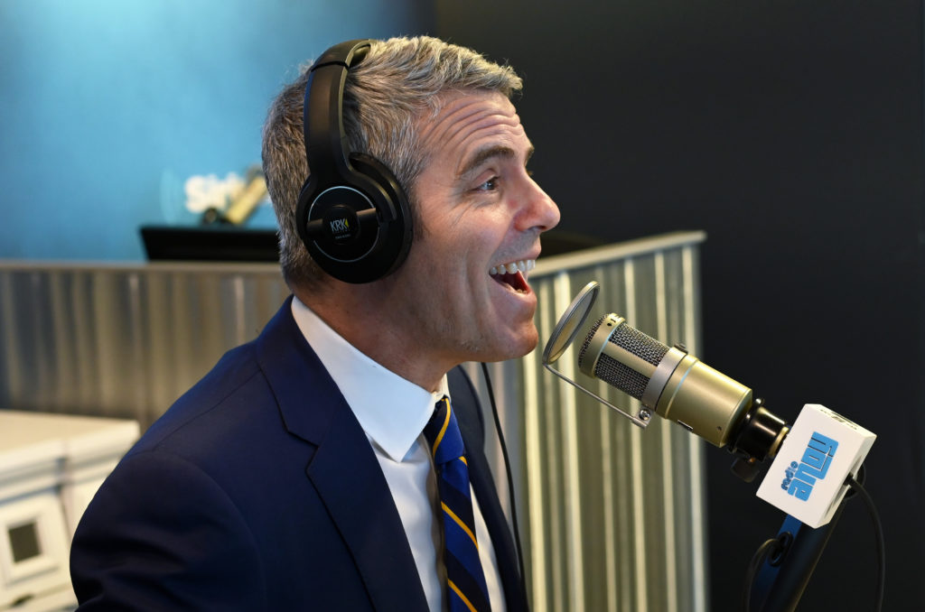 Andy Cohen. (Slaven Vlasic/Getty Images)