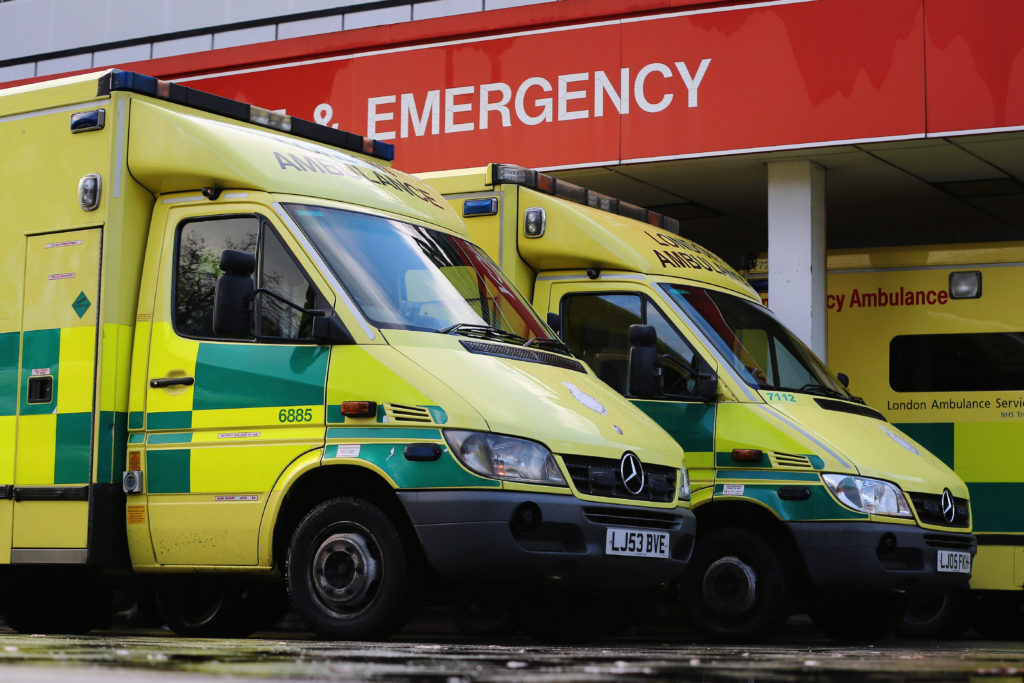 Dean Stevens: Homophobic thug attacked paramedic while in ambulance