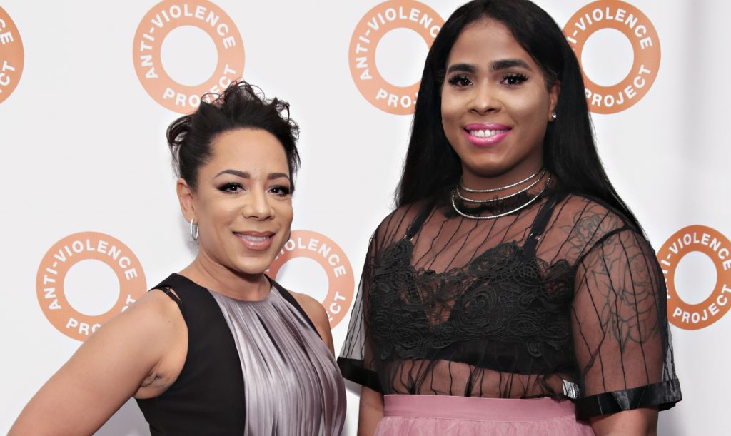 Orange Is the New Black star Selenis Leyva says Laverne Cox helped her understand her trans sister