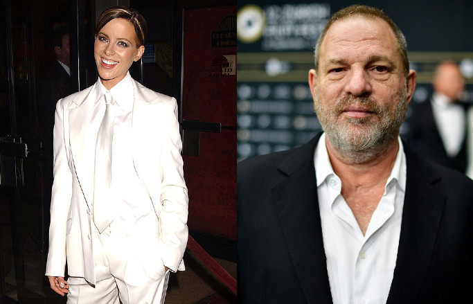 Kate Beckinsale Harvey Weinstein