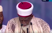 Ghana's chief imam uses coronavirus address to call gay people 'demonic'