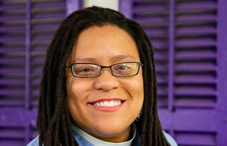Lesbian priest is fighting for the homeless population at risk of coronavirus