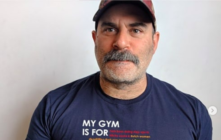Gay gym owner hits out at guys begging him to reopen despite coronavirus