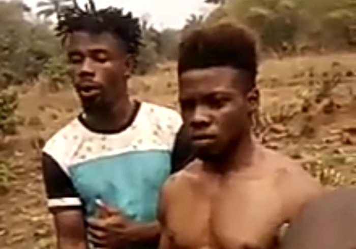 Nigeria: Killer claims he can't be gay because he's a plumber