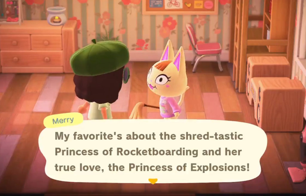 Animal Crossing New Horizons Has Subtle Nods To Lgbt Relationships