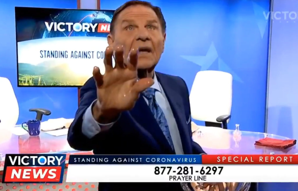 Kenneth Copeland coronavirus LGBT gay