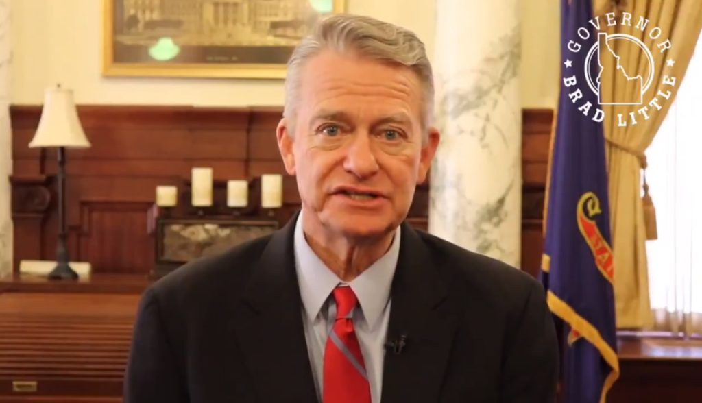 In the middle of a global crisis, Republican Idaho governor Brad Little is focusing on attacking trans people