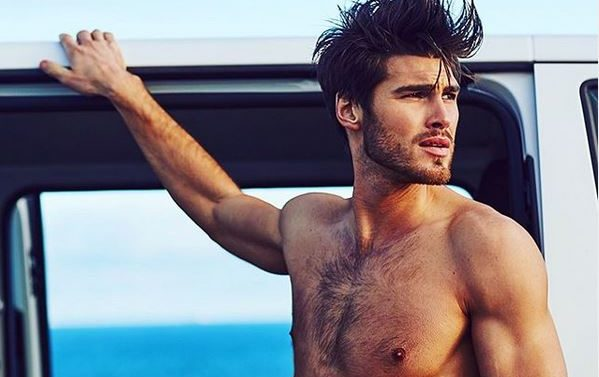 Justin Lacko Instagram bisexual Love Island