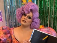 Nina West drag queen storytime Instagram