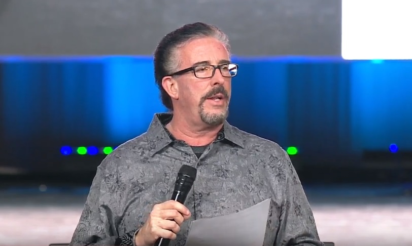 Tennessee preacher Perry Stone