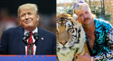 Tiger King: Donald Trump Jr compared his dad to gay criminal Joe Exotic