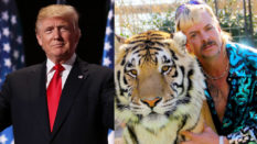 Tiger King: Donald Trump is going to 'take a look' at pardoning Joe Exotic