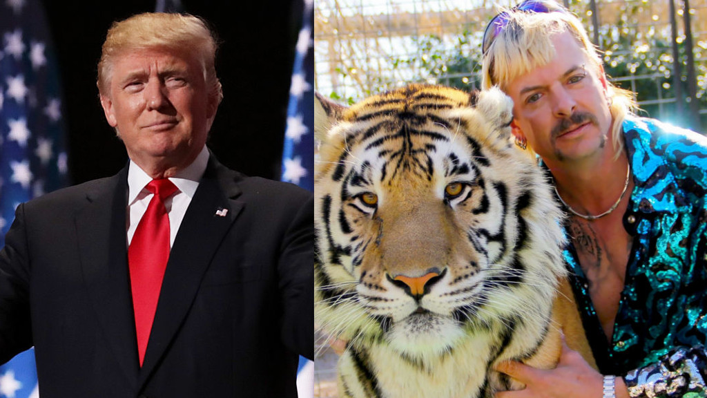 Joe Exotic fails to get a presidential pardon from Donald Trump
