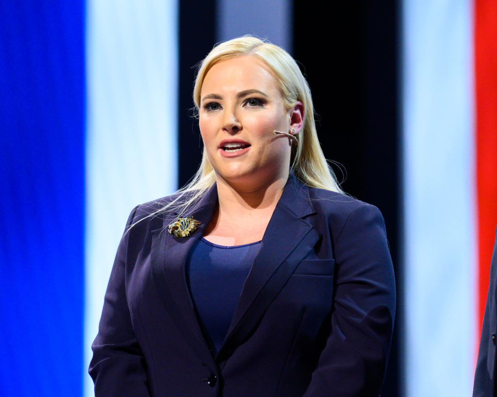 Meghan McCain Shades Elisabeth Hasselbeck After She Suggests Praying Away The Coronavirus