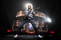 Brian May of British rock band Queen. (Frazer Harrison/Getty Images)