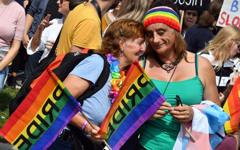 Bosnia and Herzegovina's first-ever Pride parade