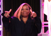 Queen Latifah reveals her celebrity crush on a Brazilian supermodel