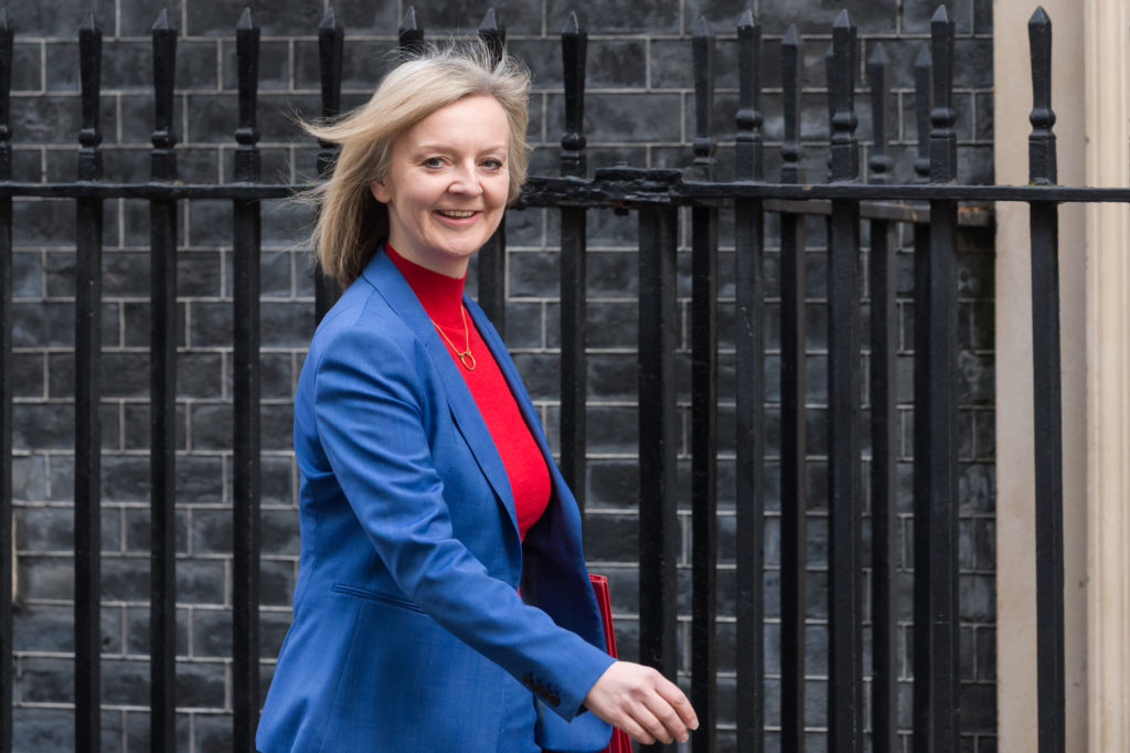 liz-truss-healthcare-trans-youth-women-equalities-gender-recognition-act