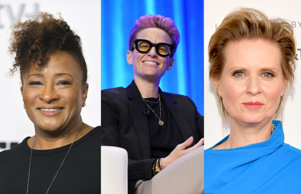Lesbian Visibility Week: 29 lesbians who're making the world a better place