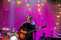 Kelly Jones of Stereophonics performing on stage
