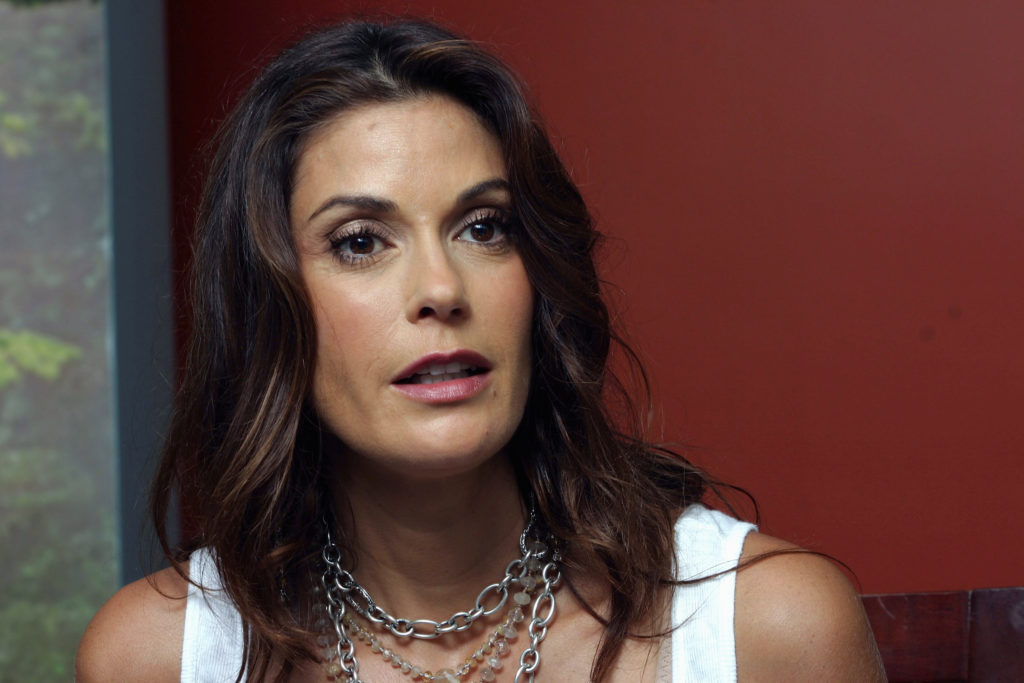 Allegations of bullying dented Desperate Housewife star Teri Hatcher. (Photo by Piyal Hosain/Fotos International/Getty Images)