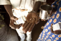 HIV medication Uganda