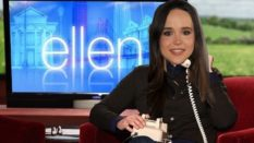 Petition demands Ellen Page replace Ellen DeGeneres as Ellen Show host