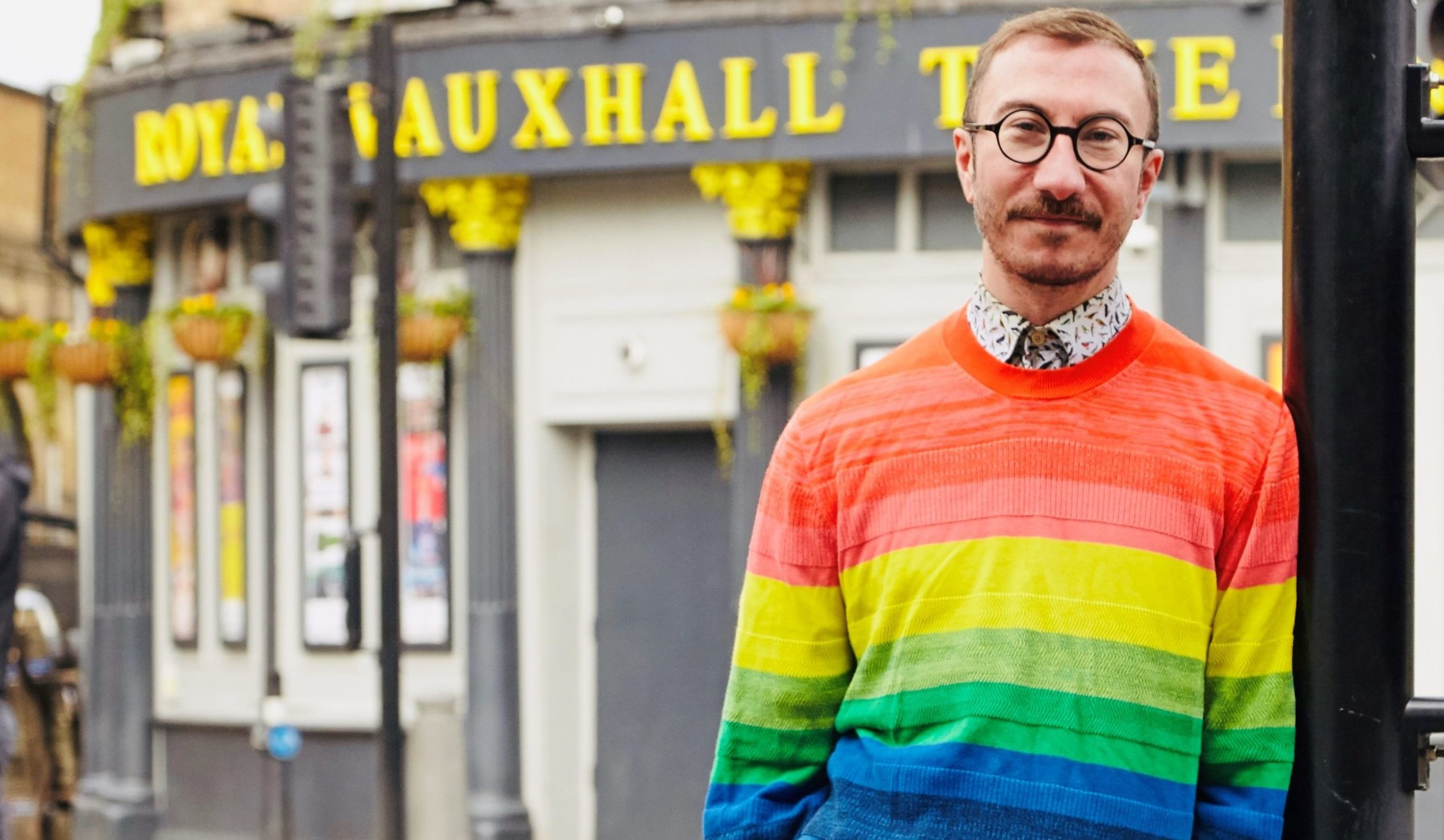 Philip Normal: Meet the UK's first-ever openly HIV-positive mayor