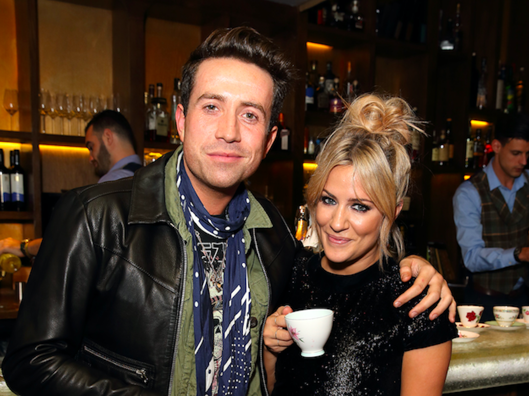 Nick Grimshaw pays moving tribute to his friend Caroline Flack and casts blame on 'relentless' tabloids
