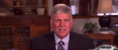 Franklin Graham in a previous appearance on Fox News