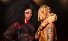 Drag Race royalty Aja and Honey Davenport want their sisters to pull up