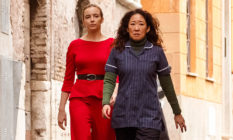 Villanelle and Eve in Rome