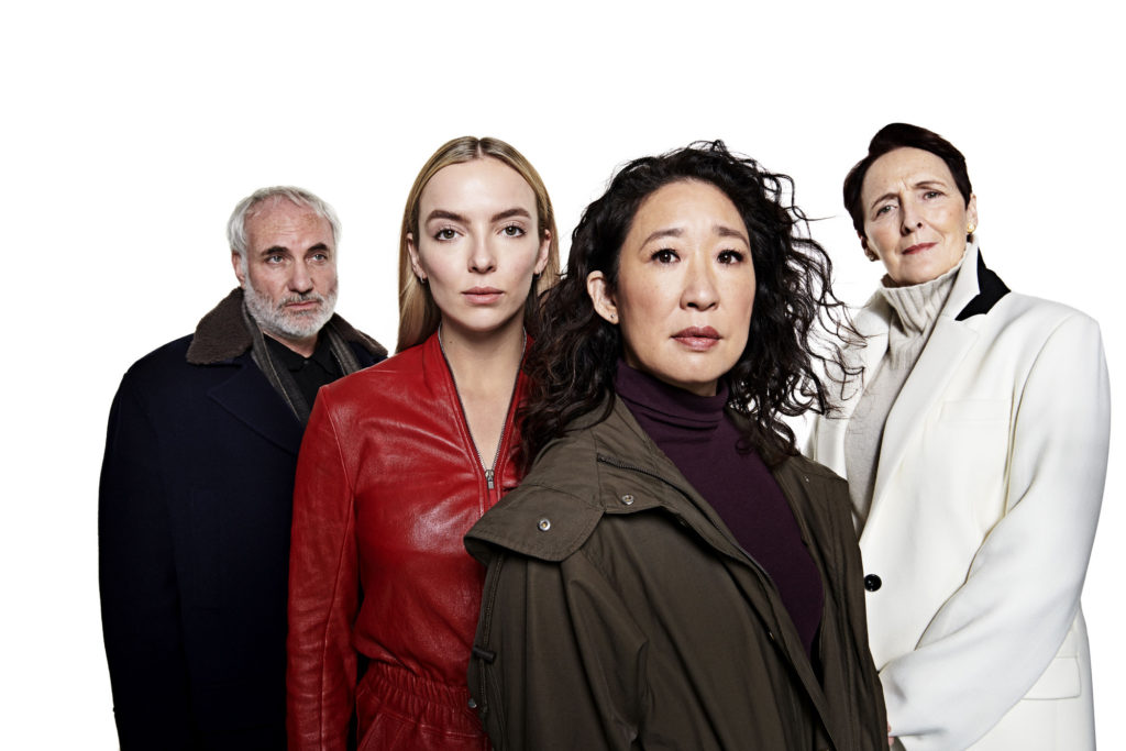 Killing Eve season 3 cast
