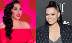 MIchelle Visage and Jessie J