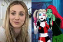 Kaley Cuoco, who voices Harley Quinn in the titular cartoon series, has teased her character's blossoming relationship with Poison Ivy. (Screen capture via YouTube/DC Universe)