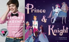George by Alex Gino, Beyond Magenta by Susan Kuklin and gay fairytale Prince & Knight are all on the banned books list