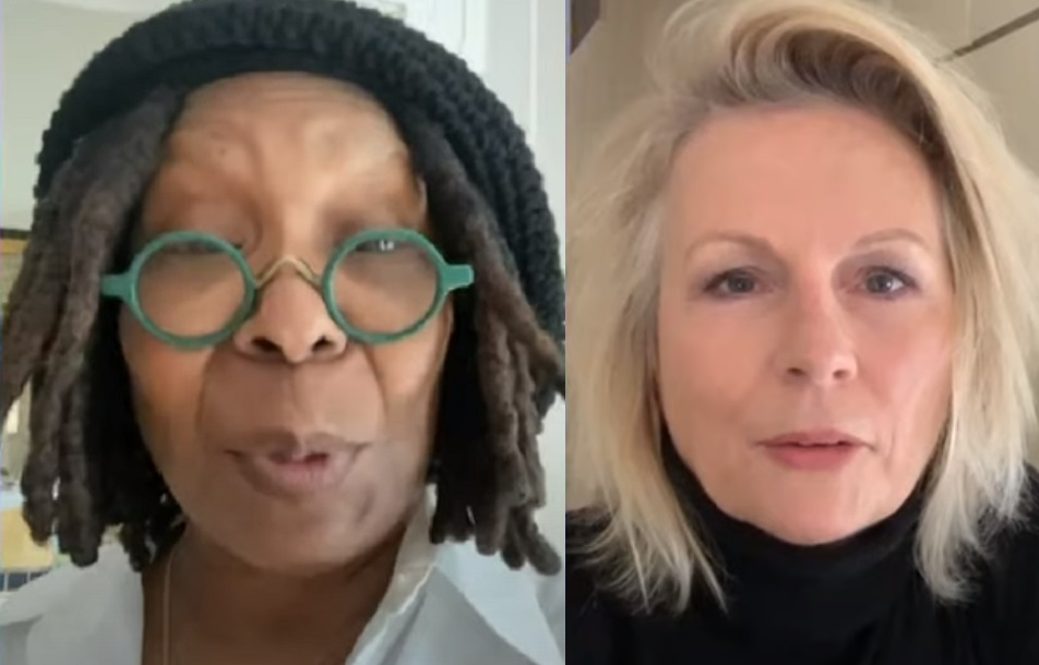 Whoopi Goldberg and Jennifer Saunders have delayed their Sister Act revival